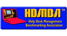 Help Desk Management Benchmarking Association logo